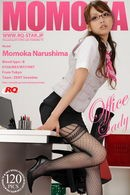 Momoka Narushima in Office Lady gallery from RQ-STAR