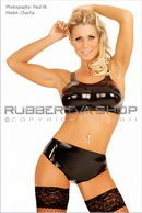 Moulded Rubber Nipple Bra