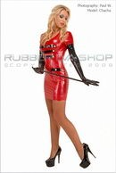 Rubber Ring Mistress Dress