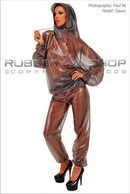 Danni in Breathplay Tracksuit gallery from RUBBEREVA by Paul W