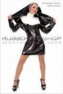 Short Sexy Nun Outfit