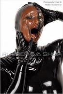 Rubber Breathplay Hood