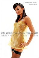 Sasha in Babydoll gallery from RUBBEREVA by Paul W