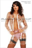 Sasha in Biker Jacket gallery from RUBBEREVA by Paul W