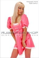 Sammi J in Bo-Peep Outfit gallery from RUBBEREVA by Paul W