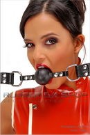 Rubber Ball Gag