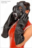 Rubber Danish Gasmask
