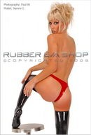 Rubber Thong