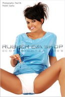 Short Rubber Onesie