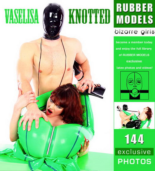 Vaselisa - `Kotted` - for RUBBERMODELS