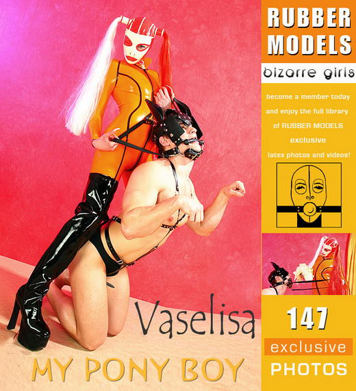 Vaselisa - `My Pony Boy` - for RUBBERMODELS
