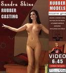 Sandra Shine - Rubber Casting