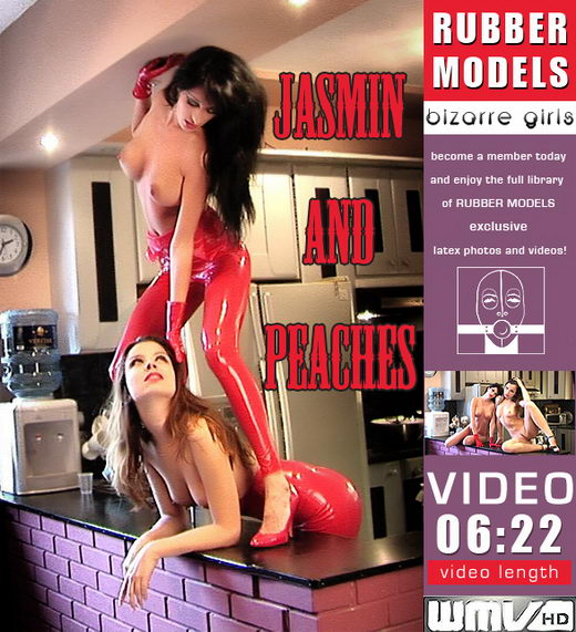 Jasmin & Peaches - `Jasmin and Peaches` - for RUBBERMODELS
