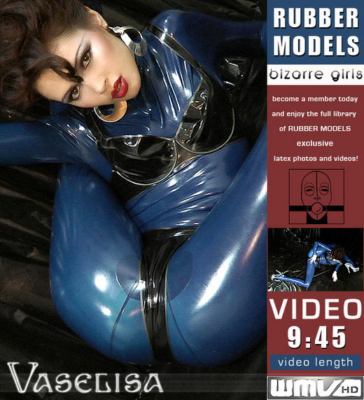 Vaselisa - for RUBBERMODELS