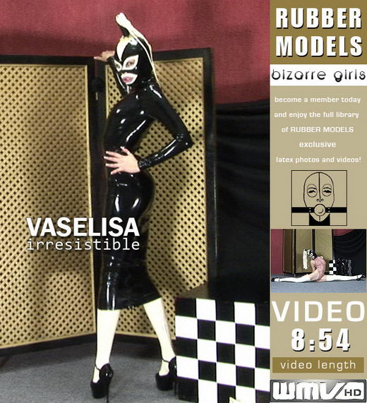 Vaselisa - `Irresistible` - for RUBBERMODELS