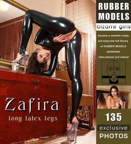 Zafira Latex Girl Sex Hotscope 1