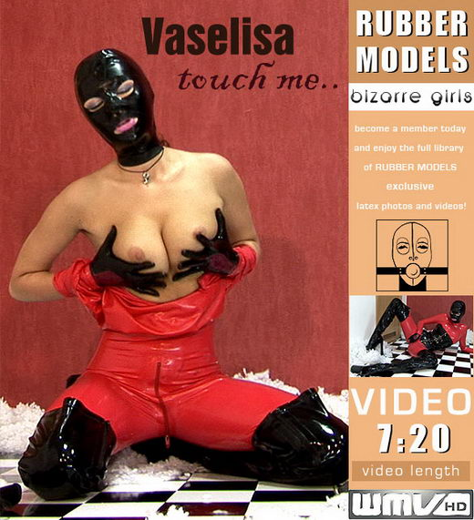 Vaselisa - `Touch me..` - for RUBBERMODELS
