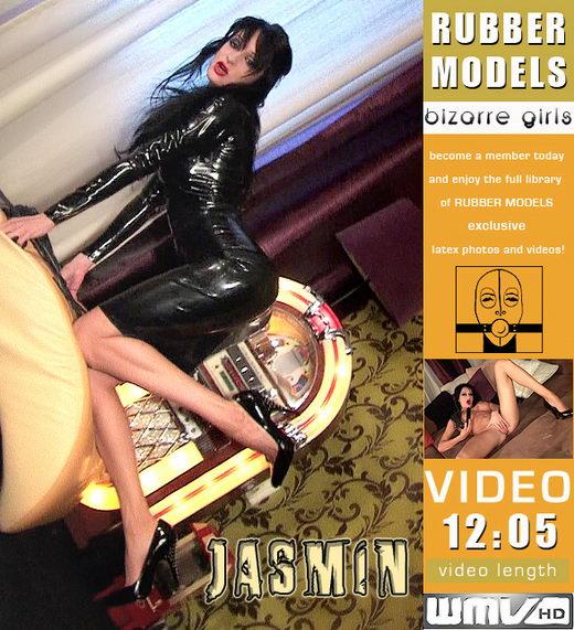Jasmin - for RUBBERMODELS