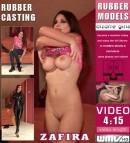 Zafira - Rubber Casting