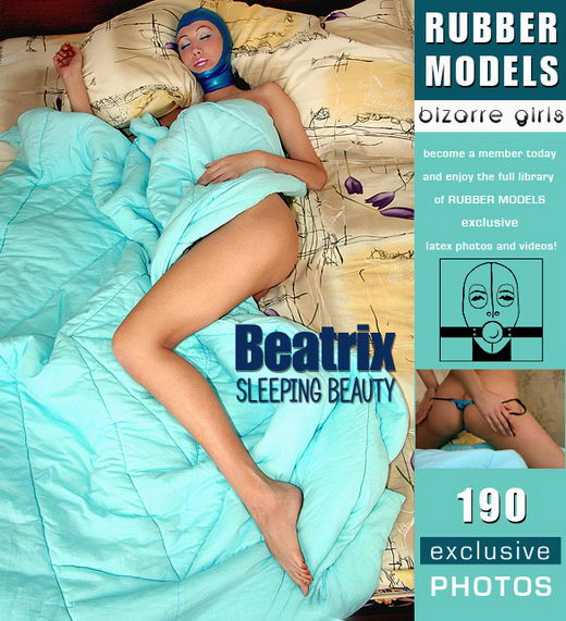 Beatrix - `Sleeping Beauty` - for RUBBERMODELS