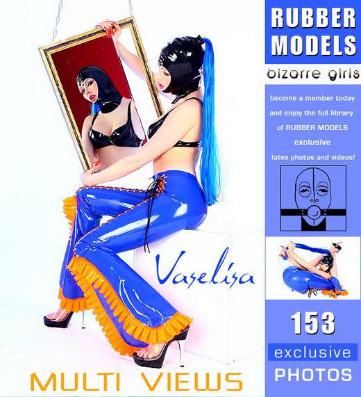 Vaselisa - `Multi Views` - for RUBBERMODELS
