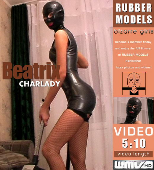 Beatrix - `Home Cleaning` - for RUBBERMODELS