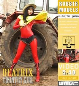 Beatrix  from RUBBERMODELS