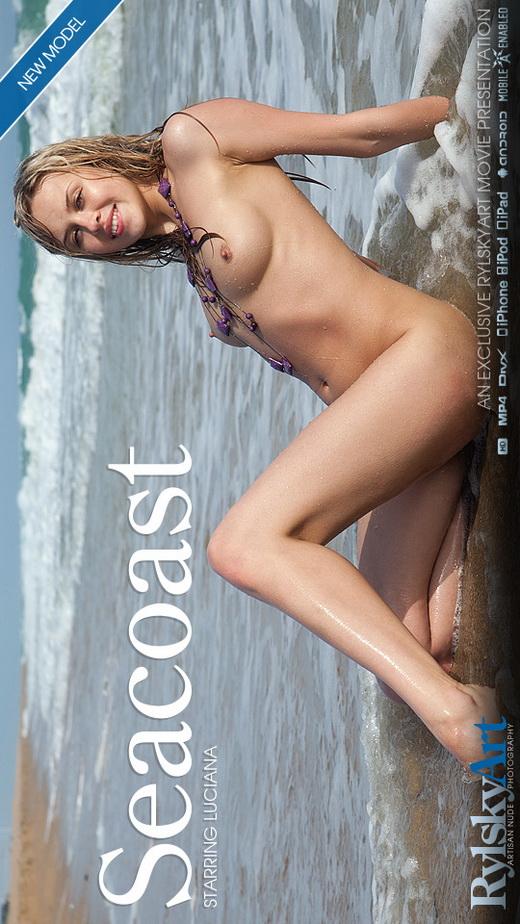 Luciana - `Seacoast` - by Rylsky for RYLSKY ART