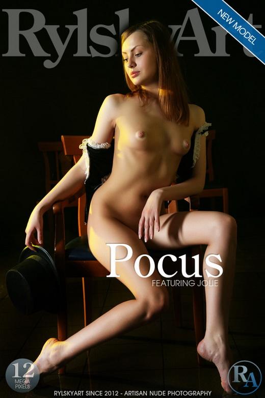 Jolie - `Pocus` - by Rylsky for RYLSKY ART