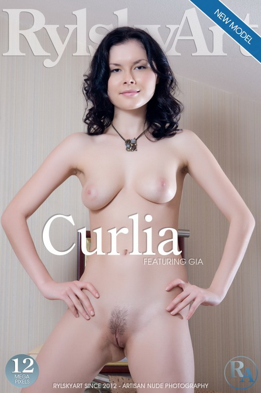 Gia - `Curlia` - by Rylsky for RYLSKY ART