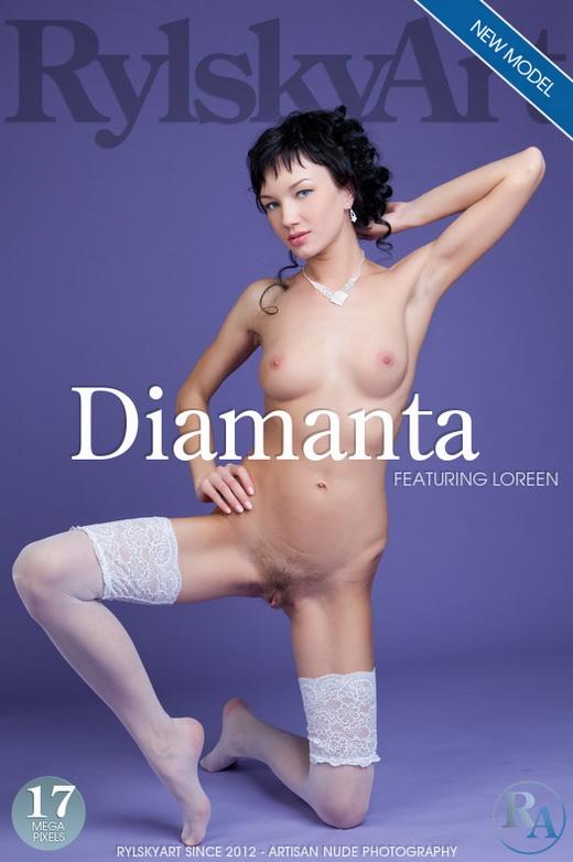 Loreen - `Diamanta` - by Rylsky for RYLSKY ART