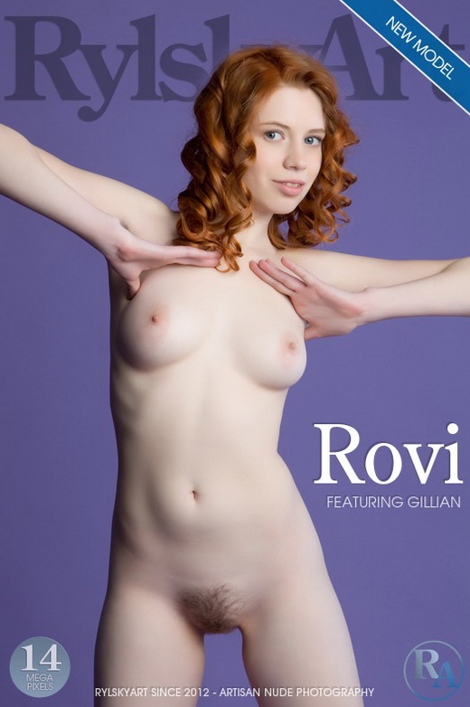 Gillian - `Rovi` - by Rylsky for RYLSKY ART