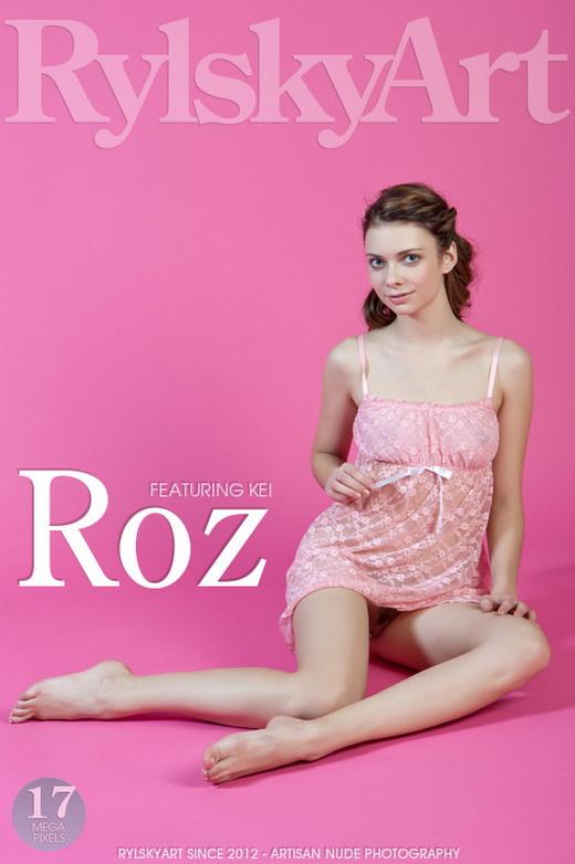 Kei - `Roz` - by Rylsky for RYLSKY ART