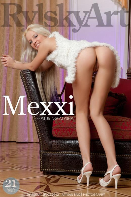 Alysha - `Mexxi` - by Rylsky for RYLSKY ART