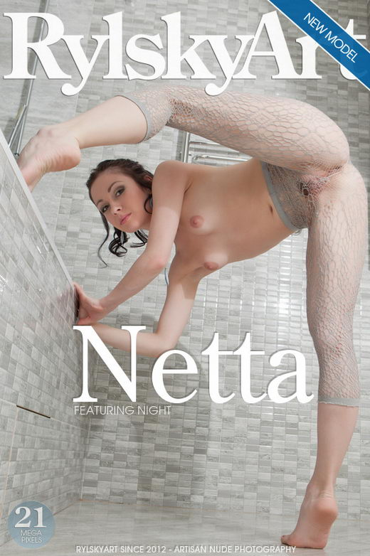 Night - `Netta` - by Rylsky for RYLSKY ART