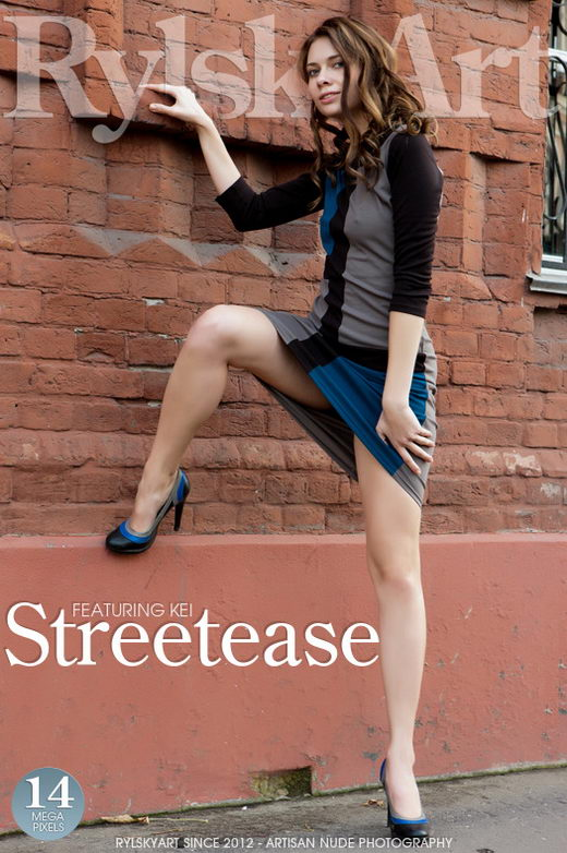 Kei - `Streetease` - by Rylsky for RYLSKY ART