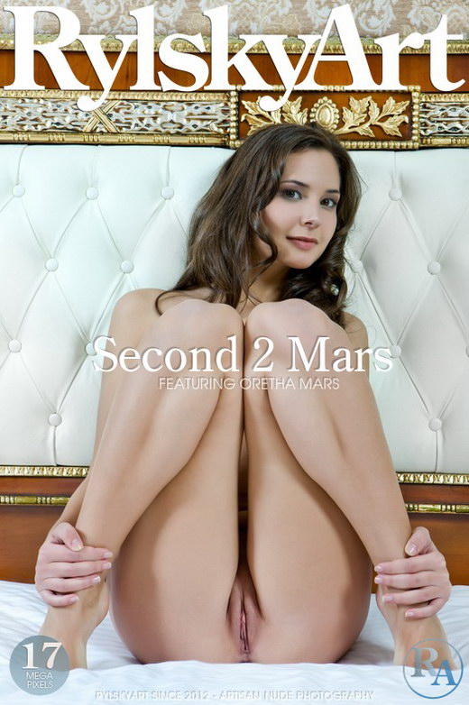 Oretha Mars - `Second 2 Mars` - by Rylsky for RYLSKY ART