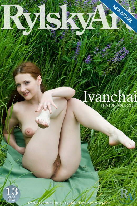 Jodie - `Ivanchai` - by Rylsky for RYLSKY ART