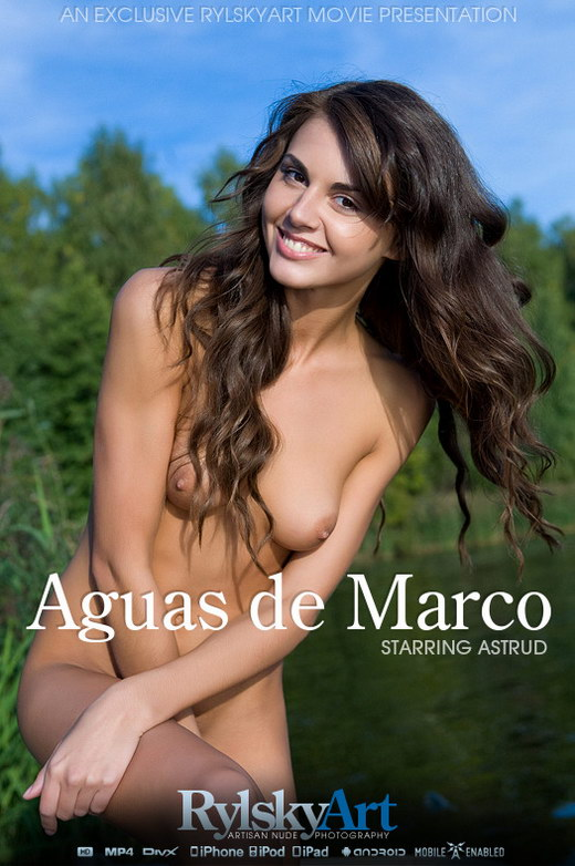 Astrud - `Aguas de Marco` - by Rylsky for RYLSKY ART
