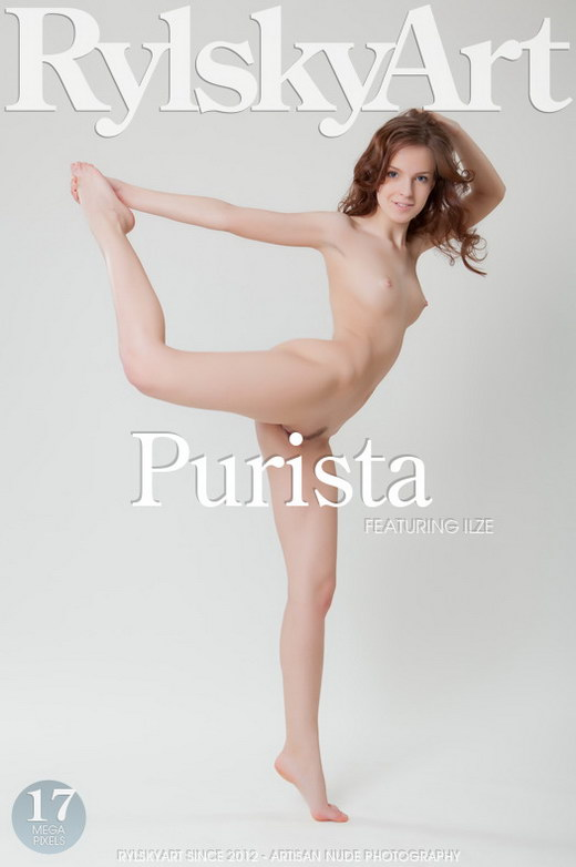 Ilze - `Purista` - by Rylsky for RYLSKY ART