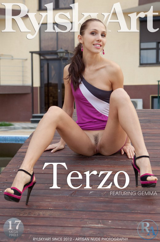 Gemma - `Terzo` - by Rylsky for RYLSKY ART