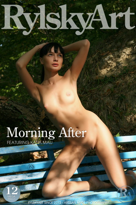 Katia Mau - `Morning After` - by Rylsky for RYLSKY ART