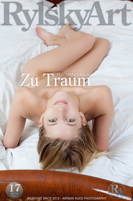 Mila - `Zu Traum` - by Rylsky for RYLSKY ART