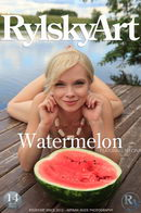 Feeona in Watermelon gallery from RYLSKY ART by Rylsky