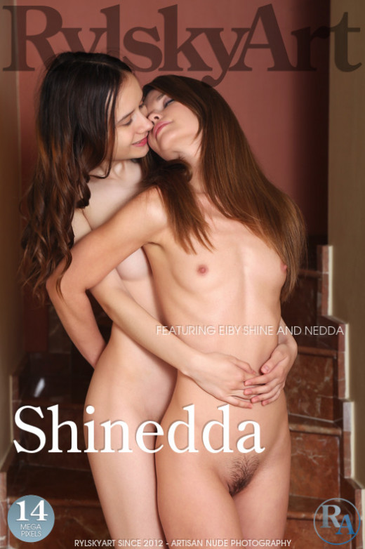 Eiby Shine & Nedda in Shinedda gallery from RYLSKY ART by Rylsky