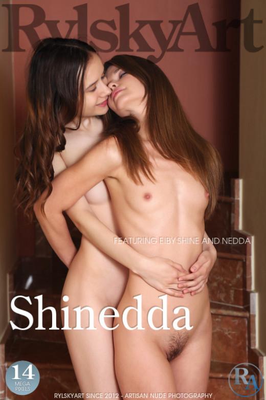 Eiby Shine & Nedda - `Shinedda` - by Rylsky for RYLSKY ART