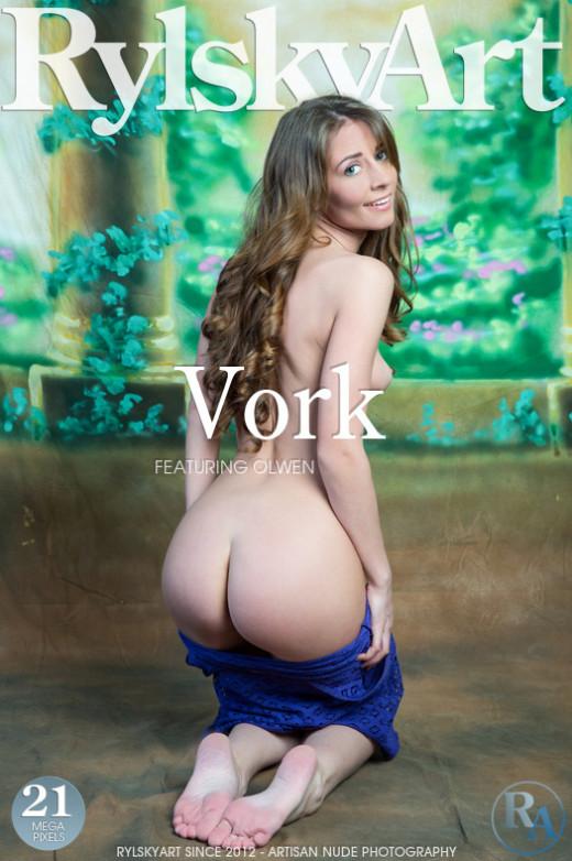 Olwen in Vork gallery from RYLSKY ART by Rylsky