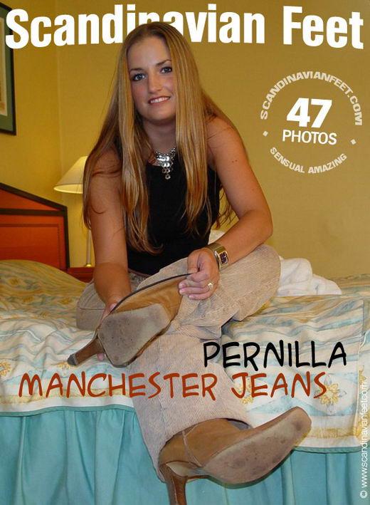 Pernilla - `Manchester Jeans` - for SCANDINAVIANFEET
