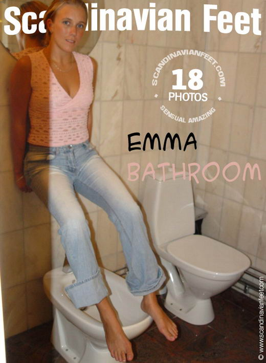 Emma - `Bathroom` - for SCANDINAVIANFEET