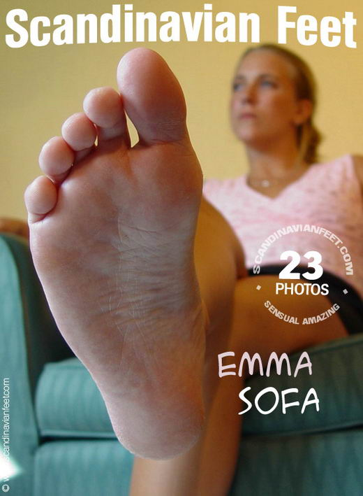 Emma - `Sofa` - for SCANDINAVIANFEET